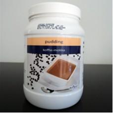 Pot Koffie-Mokka Pudding